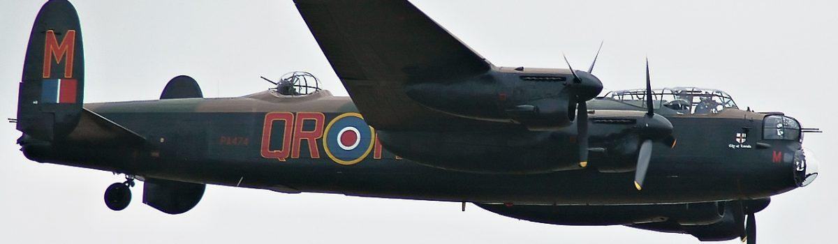 Lancaster ED 706 Memorial